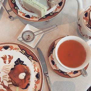 High Tea at Shangri-La Vancouver