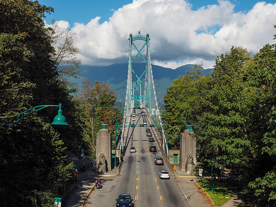 Bridge in Vancouver