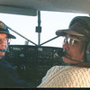 Ted and Bill flying Ted's Plane