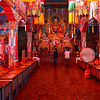 Tibetan Buddhist near Pokhara