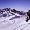 Ken Hart climbing