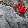 Yosef - learned to climb