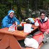 Campground in Lake O'Hara