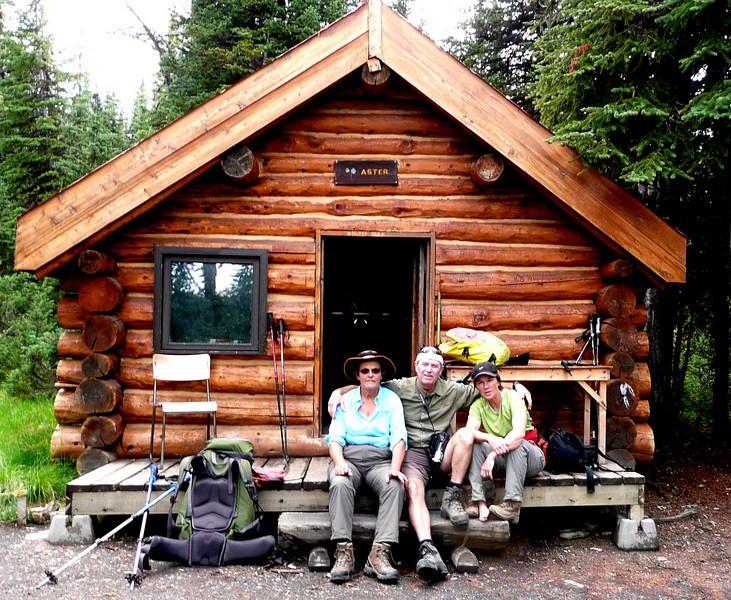 Assiniboine cabin