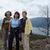 Therese Roberts, Susan Wood and Jill Devenshire