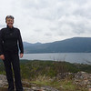 Great view of Denise Callander and Lake Okanagan