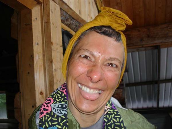 Putzfrau Suzanne Hintringer