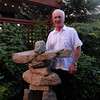 John Pearce, Creator of the Inukshuks