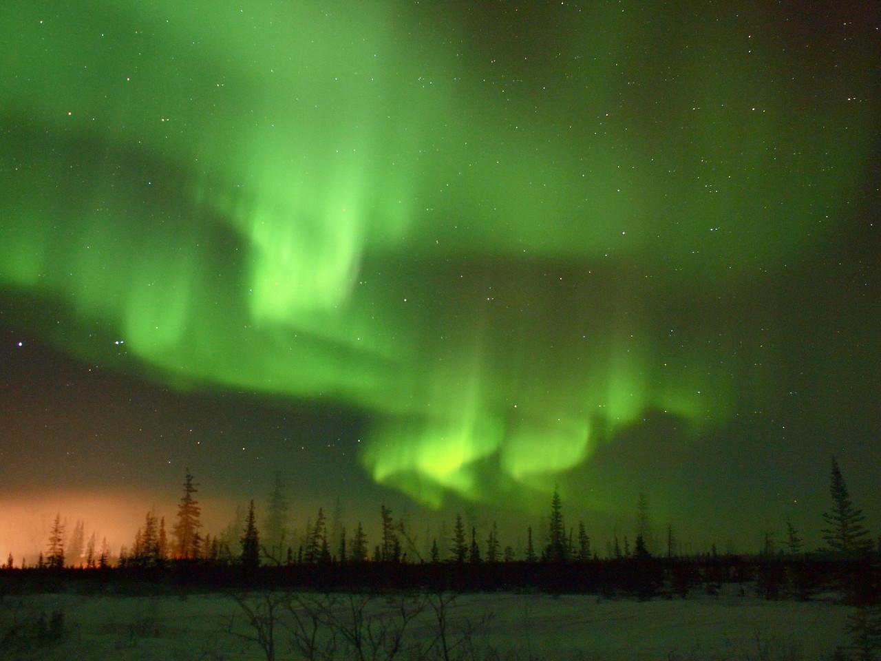 Northern Lights in Churchill