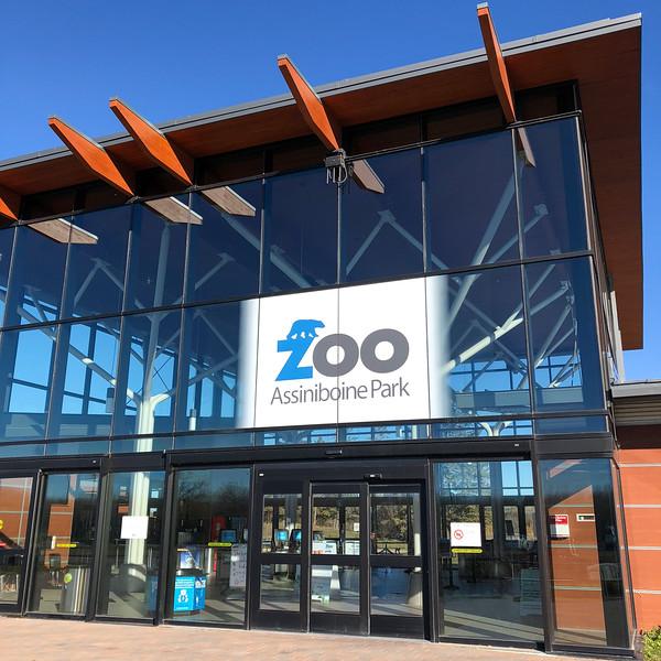 Assiniboine Park Zoo in Winnipeg