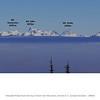 Highest peak Mt. Odin 70 km away