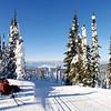 XC ski viewpoint