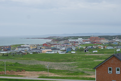 Cap-aux-Meules has the largest town on Îles de la Madeleine ©Pamela MacNaughtan