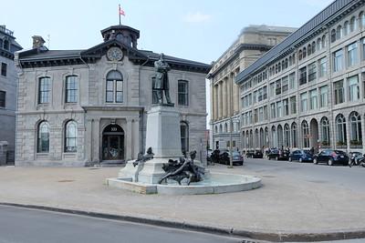Montréal Museum of Archaeology & History in Vieux Montréal