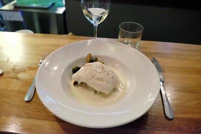 Cod at iX Pour Bistro