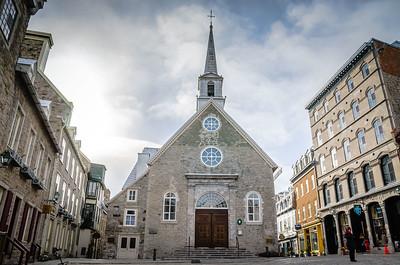 Petit-Champlain & Place -Royale