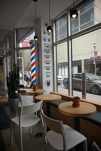 Krwn Barbershop & Café