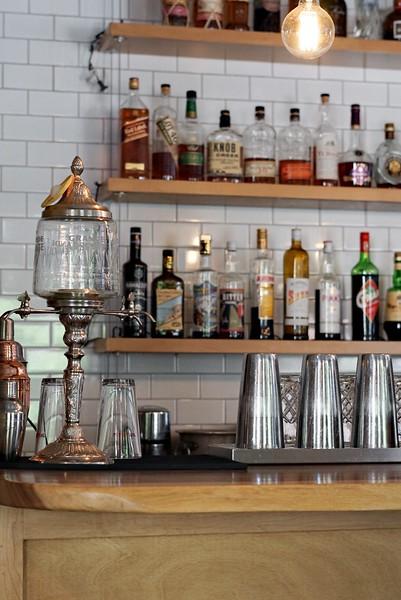 Bar at Mælstrøm Café