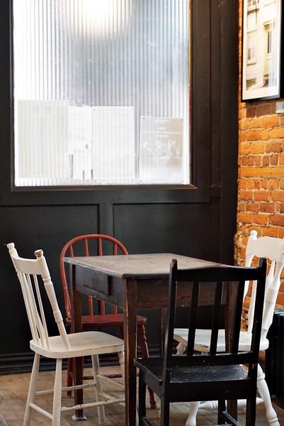 Inside Mælstrøm Café