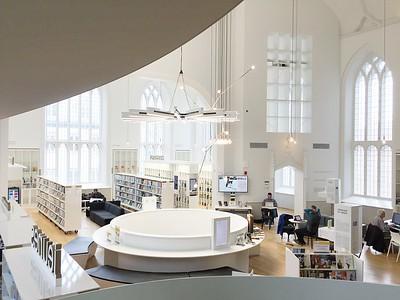 Maison de la littérature in Vieux Québec