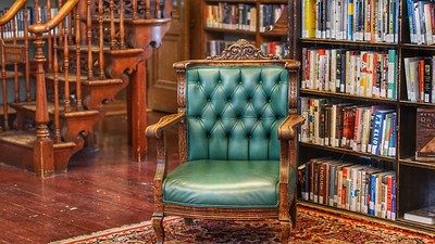 Morrin Centre - a Victorian library worth seeing!