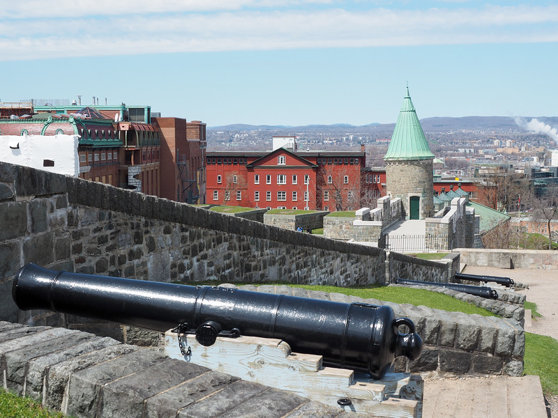 Quebec City walls
