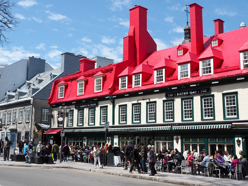 Architecture in Quebec City