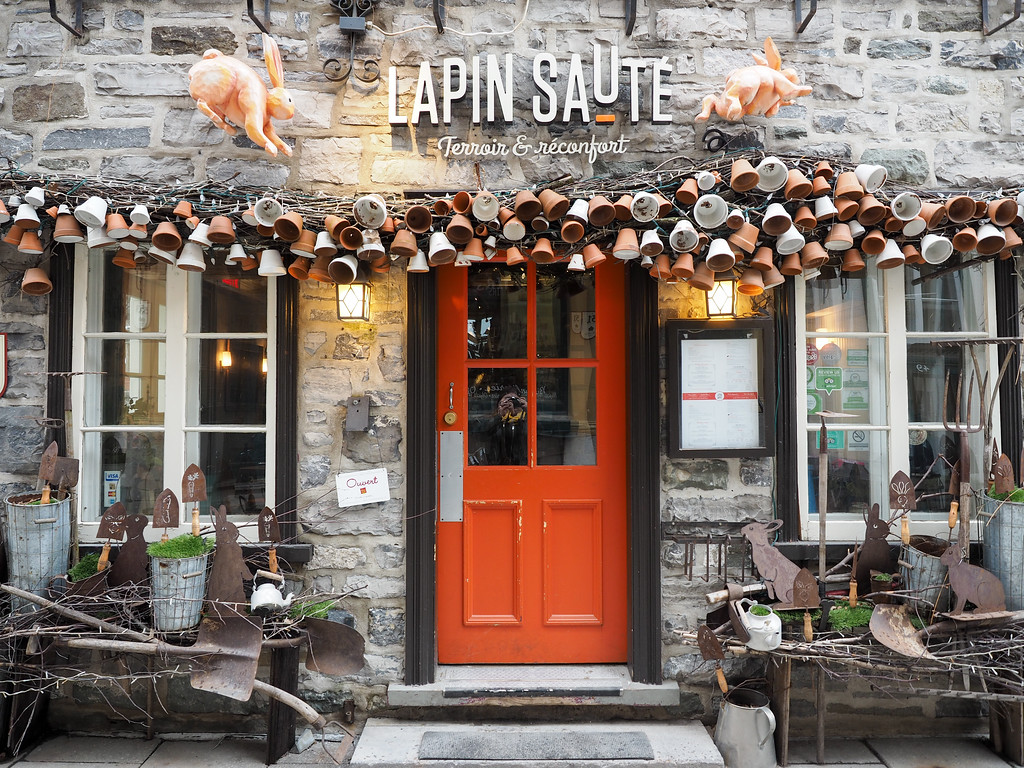 Restaurant in Quebec City