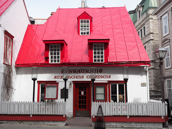 Oldest house in Quebec City