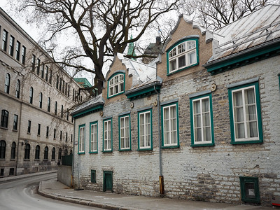 Architecture in Old Quebec