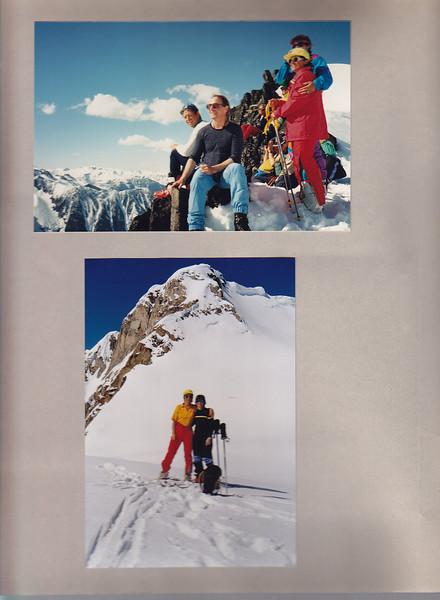 bottom,  Therese  & Skip