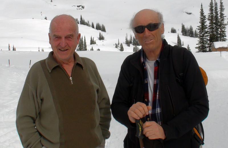 Leo Grillmair & Bernie Schiesser