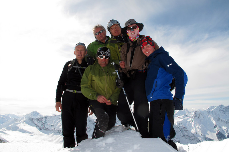 East Peak Team