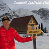 Bernier Schiesser, ACMG Guide and co-builder of the Chalet