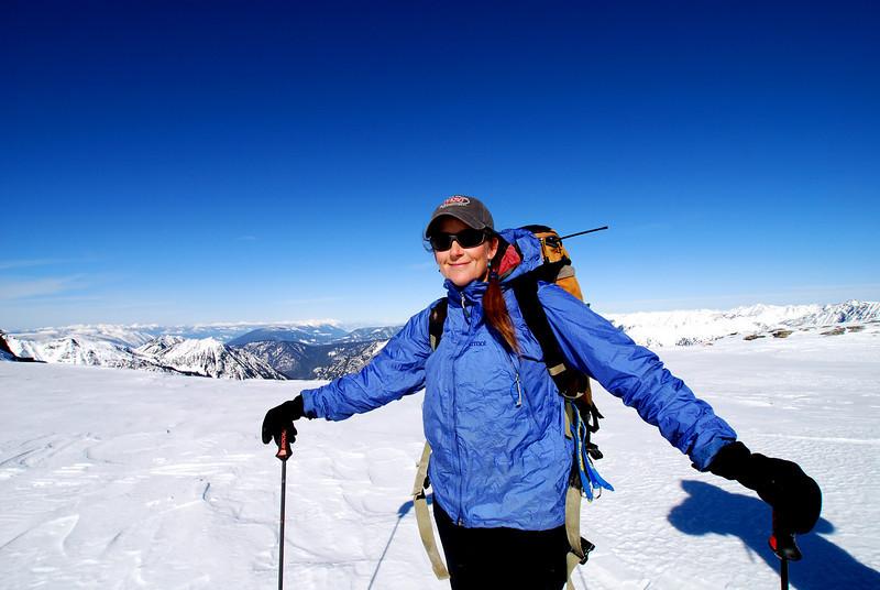 Ski Guide Liliane Lambert