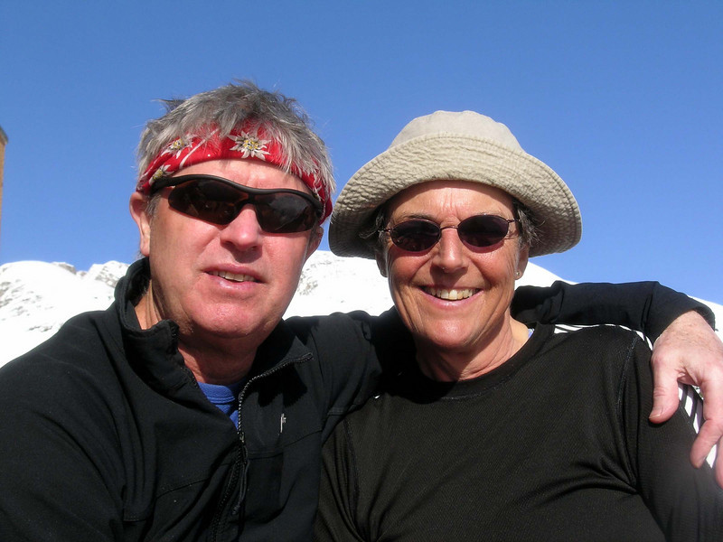 Bruce & Therese Roberts have organized trips to Campbell Icefield Chalet for the last 10 years