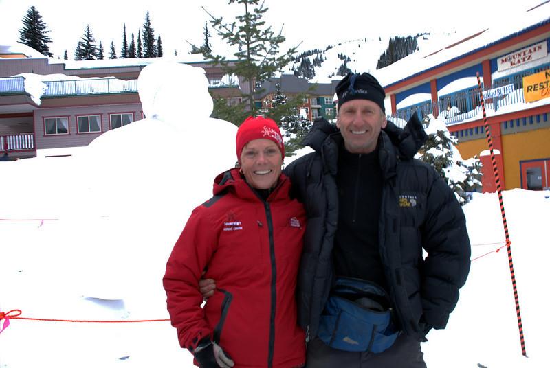 Pat & Dave Pearce