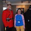 RCMP Representative & Therese Roberts