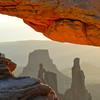 Mesa Arch sunrise #2