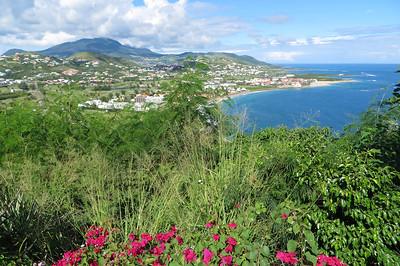 2nd port: Basseterre, St. Kitts