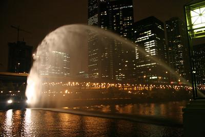 Centennial Fountain Arc