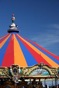 Carousel on Navy Pier