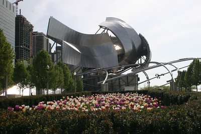 Jay Pritzker Pavillion at Millenium Park