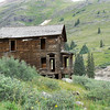 Abandoned building Animas Forks