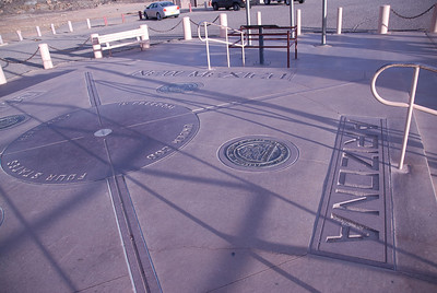 Four Corners in Colorado, USA