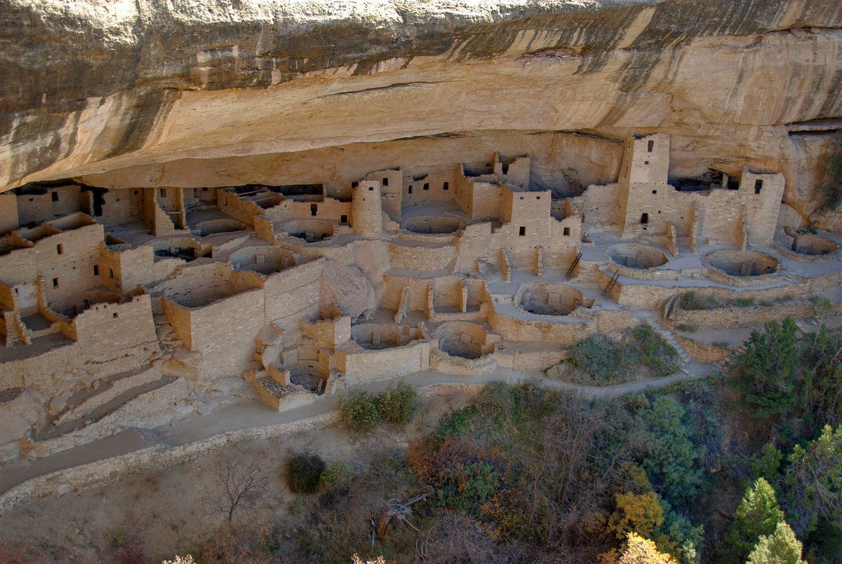World Heritage Site #103: Mesa Verde National Park