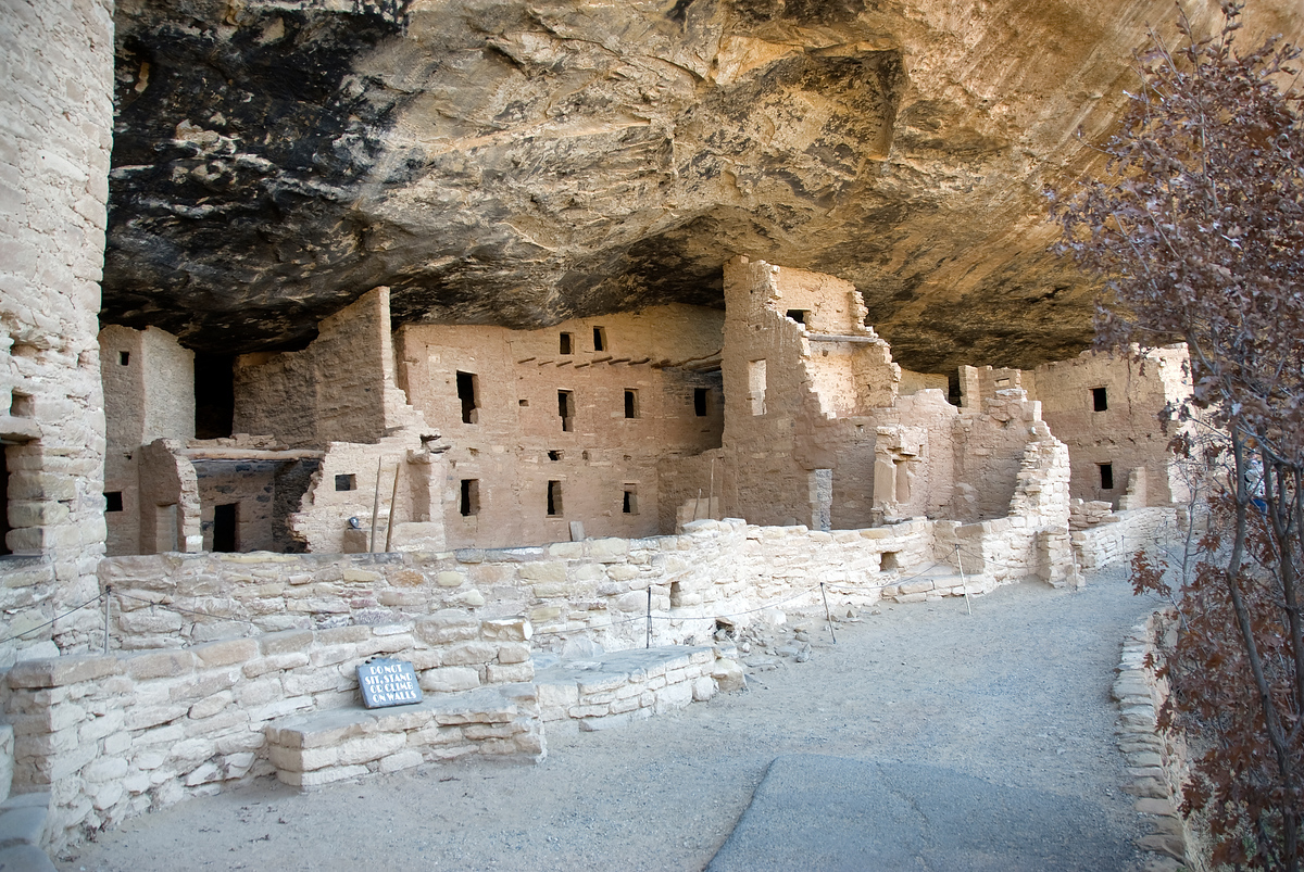 North American National Park #13: Mesa Verde, Colorado