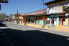 <center>The main street in Creel     <br><br>Creel, Mexico</center>