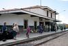 <center>Creel Train Station     <br><br>Creel, Mexico</center>