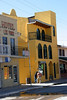 <center>Colorful Buildings     <br><br>Creel, Mexico</center>